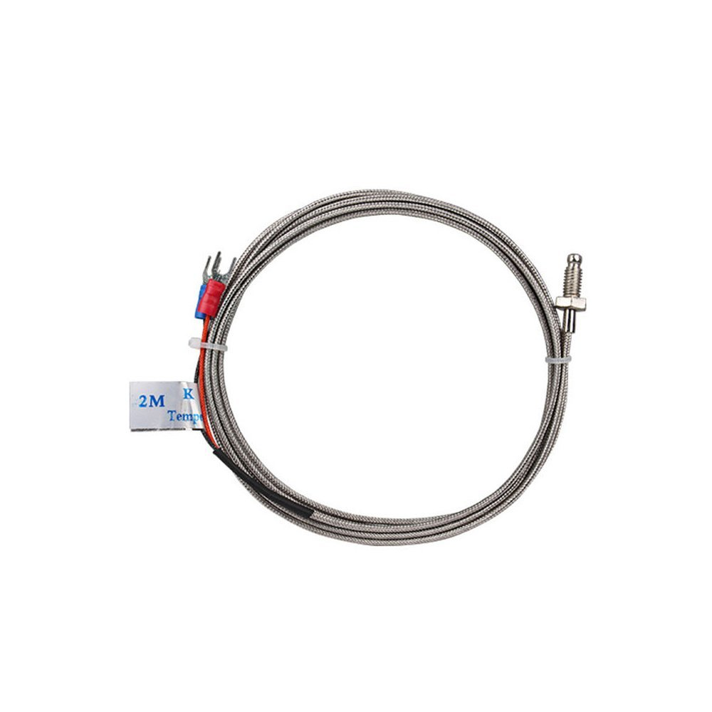 Cheap How To Wire Temperature Controller Find Temp W Sensor Thermostat Aquarium Control Stc1000 Youtube Get Quotations M6 Screw Probe K Type Thermocouple With 3m For Industrial