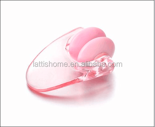 Mini Face slimming beauty tool color customized portable plastic massager