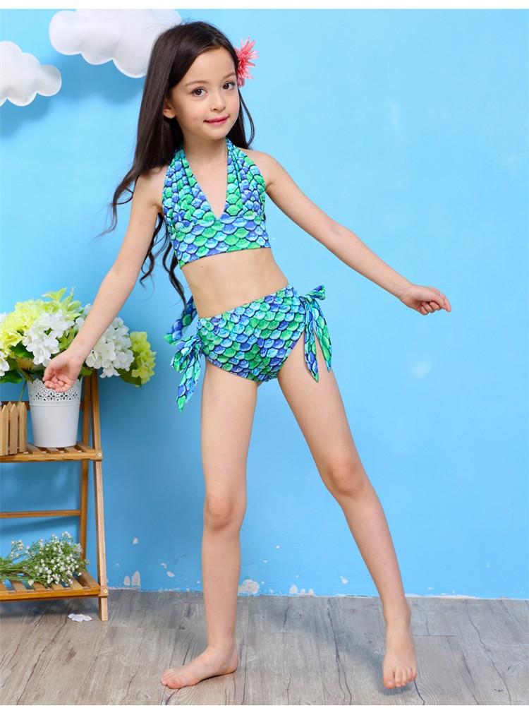 Дети модели в бикини и 67