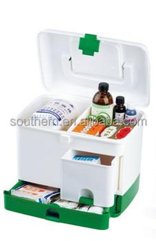 Multifunctional Medicine Storage Box Oem Hot S Plastic First Aid Cd2121