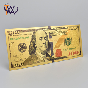 Gold Foil Banknote Supplieranufacturers At Alibaba