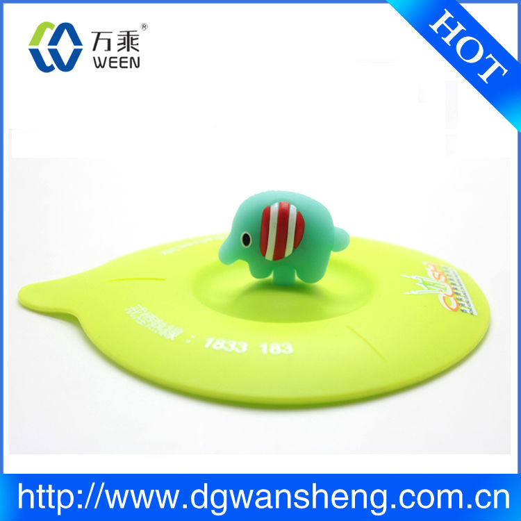 2014 promotional silicone cup caps , coffee cup cap , magic cup cap