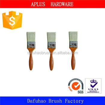 2 Inch Tin Plate Ferrule Paint Brus Wooden Handle Decking Paint Brush Buy Paint Brush Decking Paint Brush Wooden Handle Paint Brush Product On