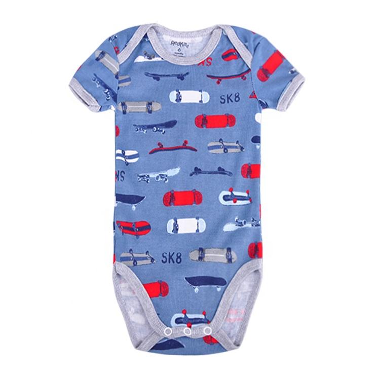 I Am Groot Newborn Baby Short Sleeve Romper Bodysuit Jumpsuit Sunsuit Clothes US