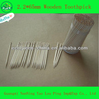 Toothpick Packed With Pot