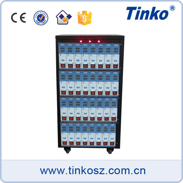 415V high cavity 32 zone injection molding temperature regulator hot runner controller produced by TINKO