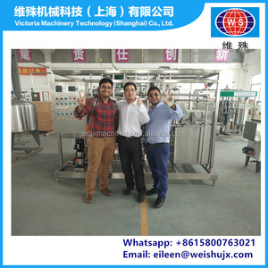 Fully Automatic Cheese Milk,Beverage Processing Line/Plant