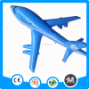 Flying plastic airplane toy for kids