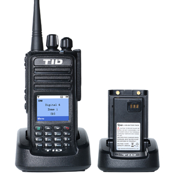 Td-dp880 Dmr Compatible With Mototrbo Repeater 2 Slot Time Waterproof  Digital Two Way Radio - Buy 2 Slot Time Waterproof Digital Two Way Radio  Product