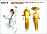 high quality uniform for wushu training