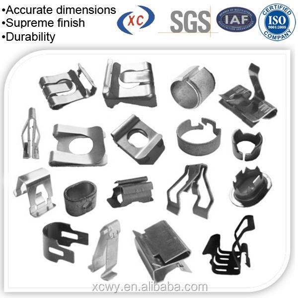 Custom Sheet Metal Fasteners Manufacturing Metal Spring