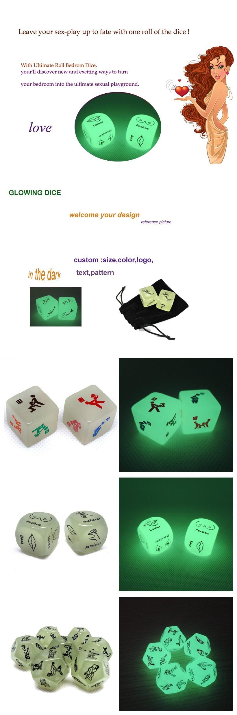 Custom Adult Dice Games Plastic Sex Toys Accessories For Man and Woman. Custom Adult Dice Games Plastic Sex Toys Accessories For Man And