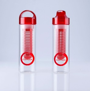 700ml hygienic sport plastic bicycle tsa approved water bottle for sports plastic bottle