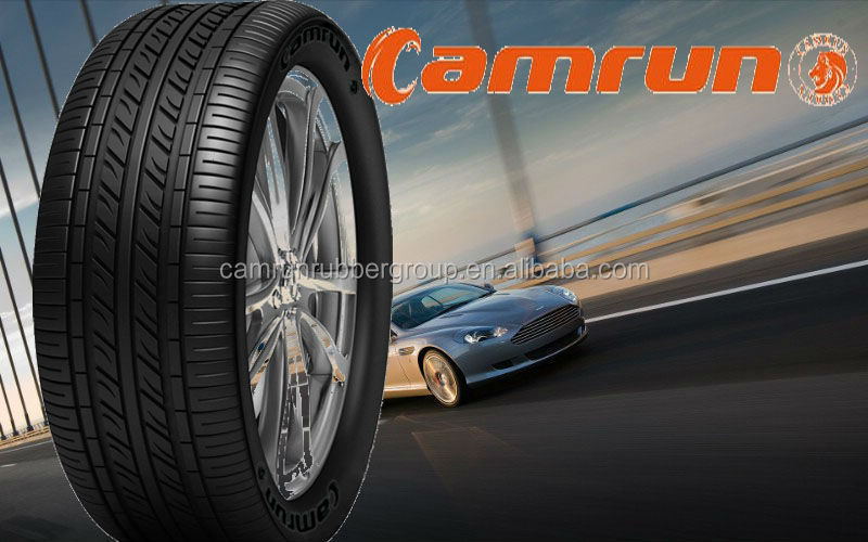 High quality PCR 13-16' inch CAMRUN light truck(van) tires