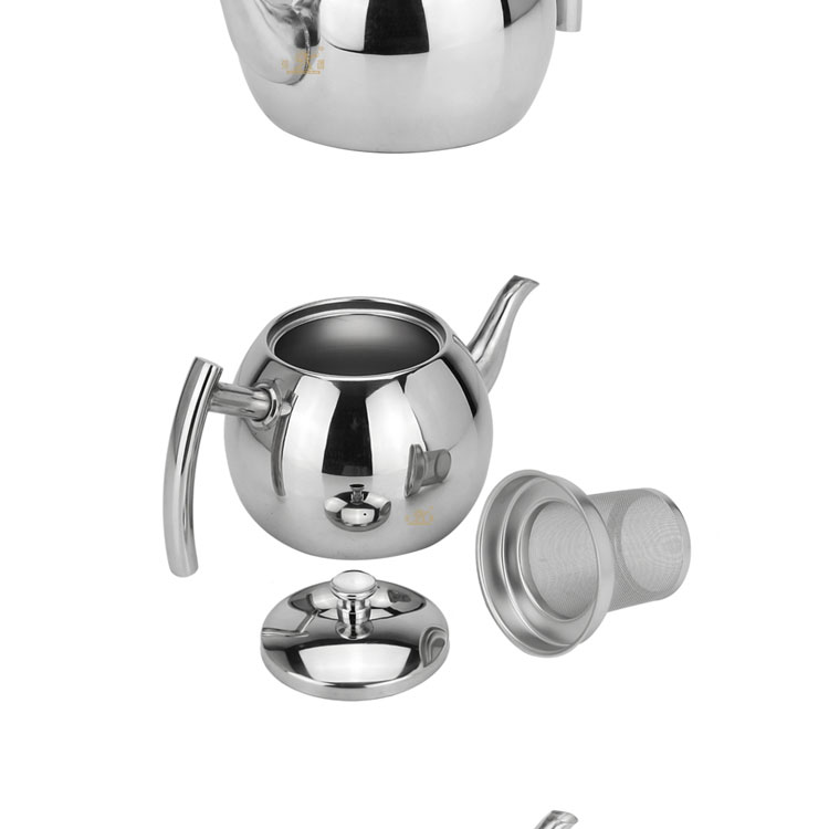 Stainless steel teapot kettle FT-01322