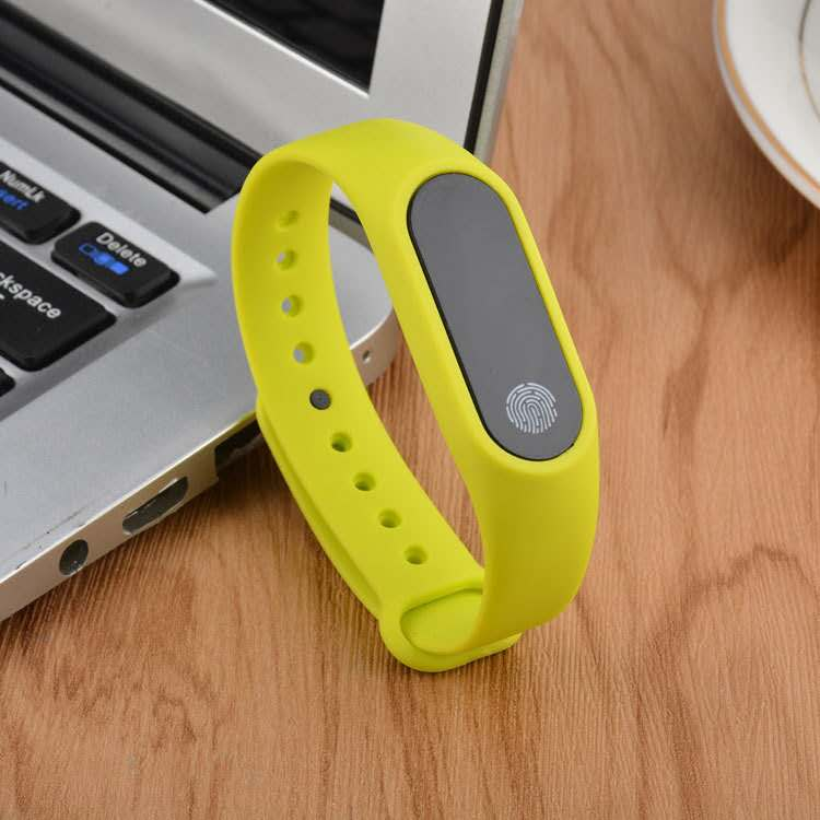 New product multi color beautiful fitness watch smart wristband bracelet model M2