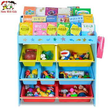 Baby Display Shelves For Supermarket Shelves Children Toy Storage Rack  Wooden Toys