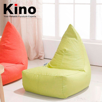 Small And Light Mesh Fabric Bean Bag Chairs Wholesale Lazy Chair For Kids