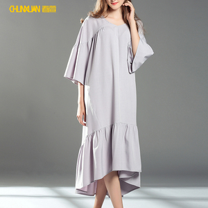 2018 newest Islamic design arabic women dress