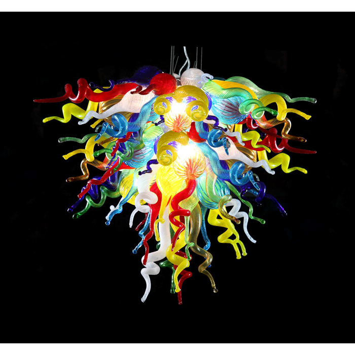 Chihuly art chandelier