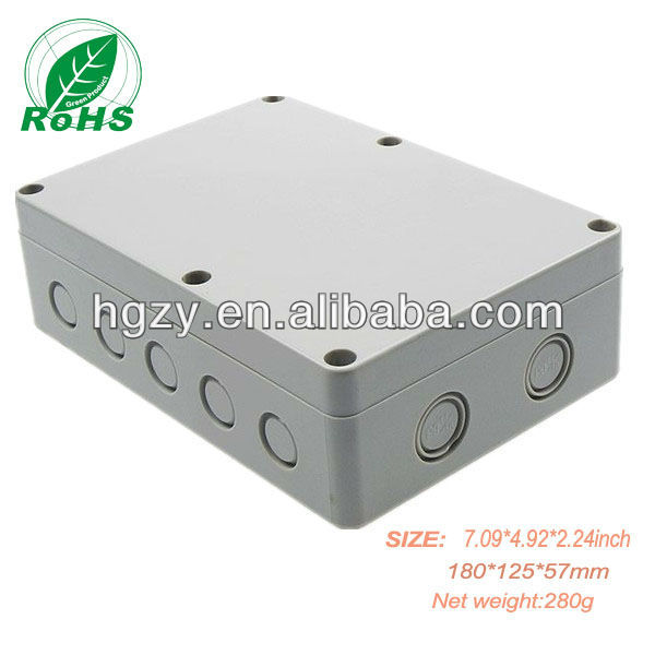 made in China 2013 new small abs battery box