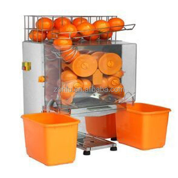 Stainless steel orange squeezing machine fresh Citrus orange juicer machine/Fresh Squeezed industrial orange juicer machine