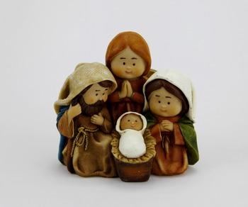 Dibujos De Navidad Del Nacimiento De Jesus.Christian Regalos De Dibujos Animados De La Natividad Escena Nacimiento De Jesus La Fe Cristiana Biblia De Dibujos Animados Santa Figuras Sagrada