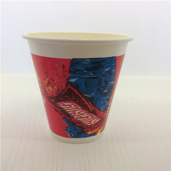 hot sell logo printed paper cup manufacturer