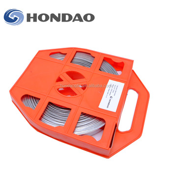 Hondao High performance Stainless Steel Strapping band cable ties ADSS Clamp Accessory