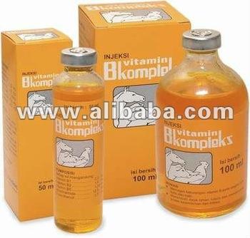 Vitamin B Kompleks Injection