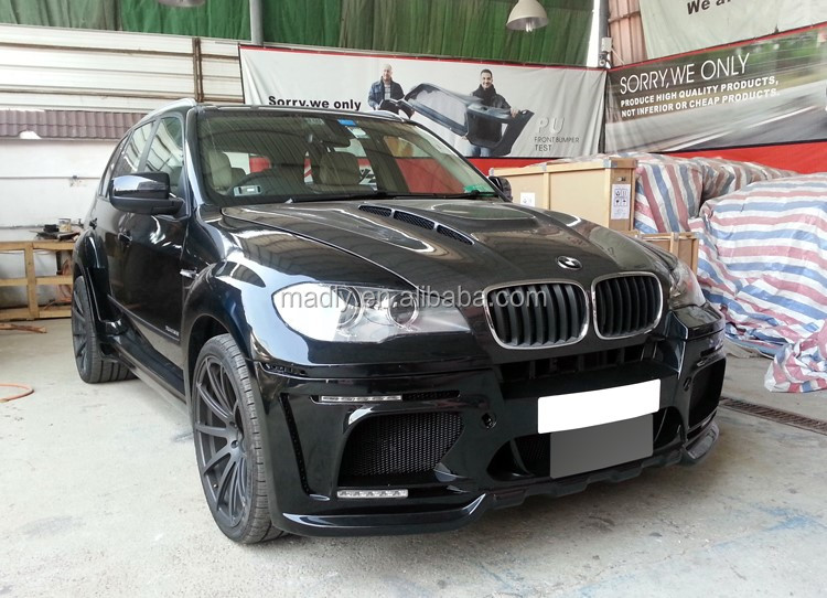 High Quality Body Kit For Bmw X5m E70 2011 2013 Hm Style