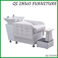 High quality shampoo bed /Luxury cheap shampoo chair for sale QZ-L6100A
