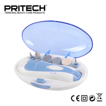 PRITECH Brand Manicure Pedicure System Set Nail Tools Mini Nail Polish Tool Carrier Portable Nail Instrument