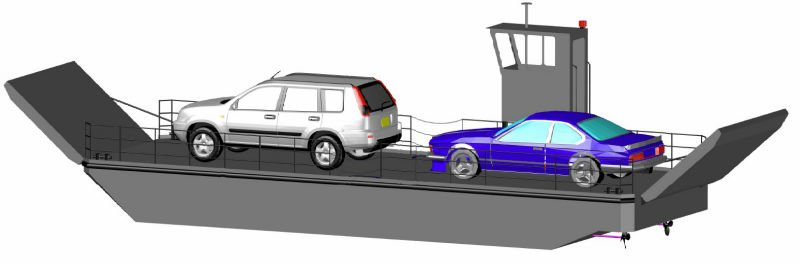 Passenger Car Ferry For Sale Passenger Car Ferry For Sale