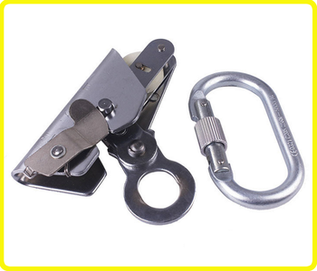 Wire Rope Fall Protection Rope Grab,Steel Rope Grab Fall Arrester ...