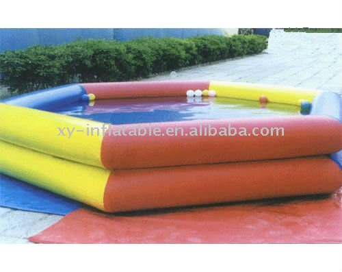 high quality airtight inflatable small pool for toddlers