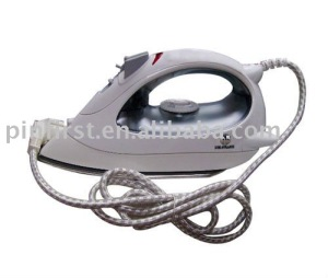 New Steam Plastic Stainless Steel Safety 1200 Watt Iron
