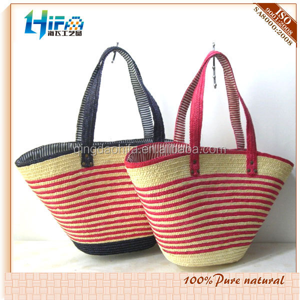 HIFA Lady Summer Straw Tote Bag
