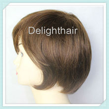 Top quality synthetic kanekalon hair heat resistant fiber wig