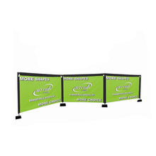 Reclame Deur Frame Systeem Mesh <span class=keywords><strong>Banner</strong></span> Voor Cafe Barrière