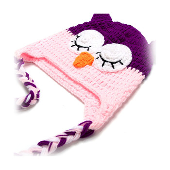 Funny Cute Free Knitting Patterns Animal Hats Crochet Babys Winter