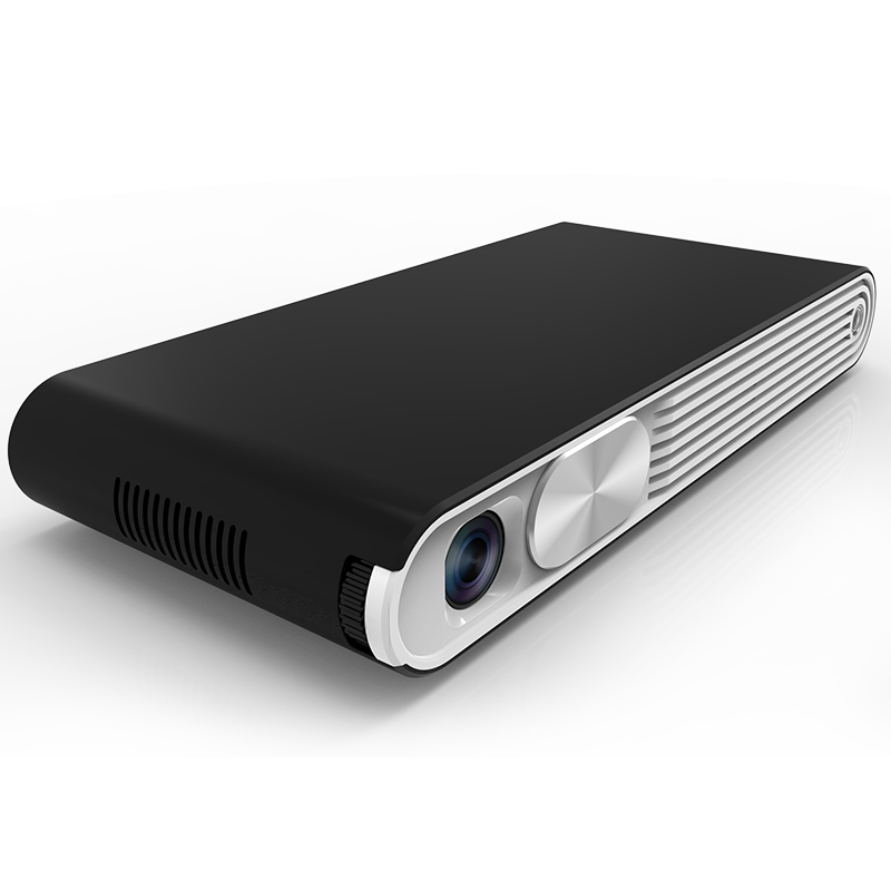 ealysun Wireless 12v Dc 3D Led LED Mini Projector