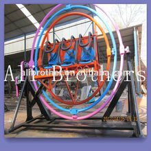 [Ali Brothers]outdoor 6 seats human gyroscope spaceball in amusement park with different models
