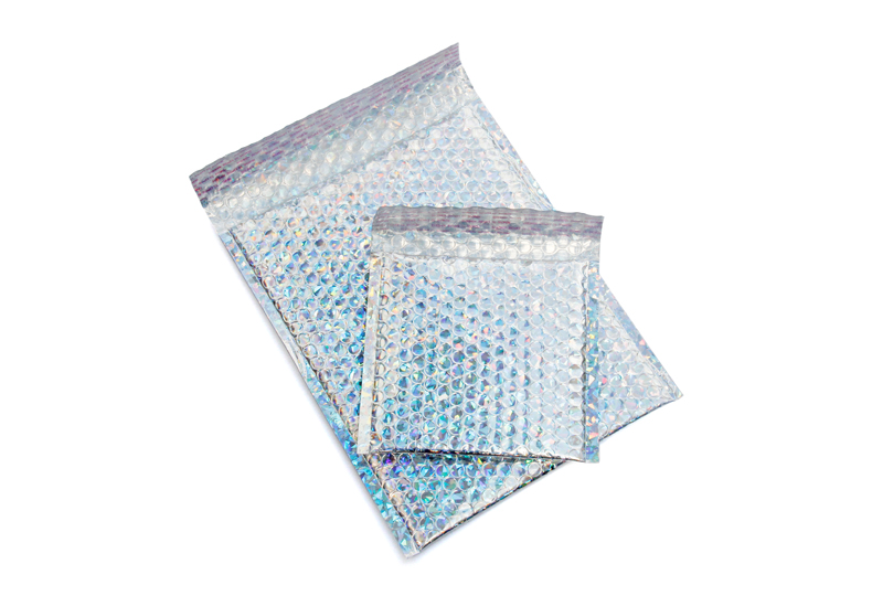 Wholesale metallic bubble mailer,custom tamper proof metallic bubble mailer bubble envelope