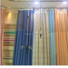 antibacterial bed screen hospital partition disposable curtain