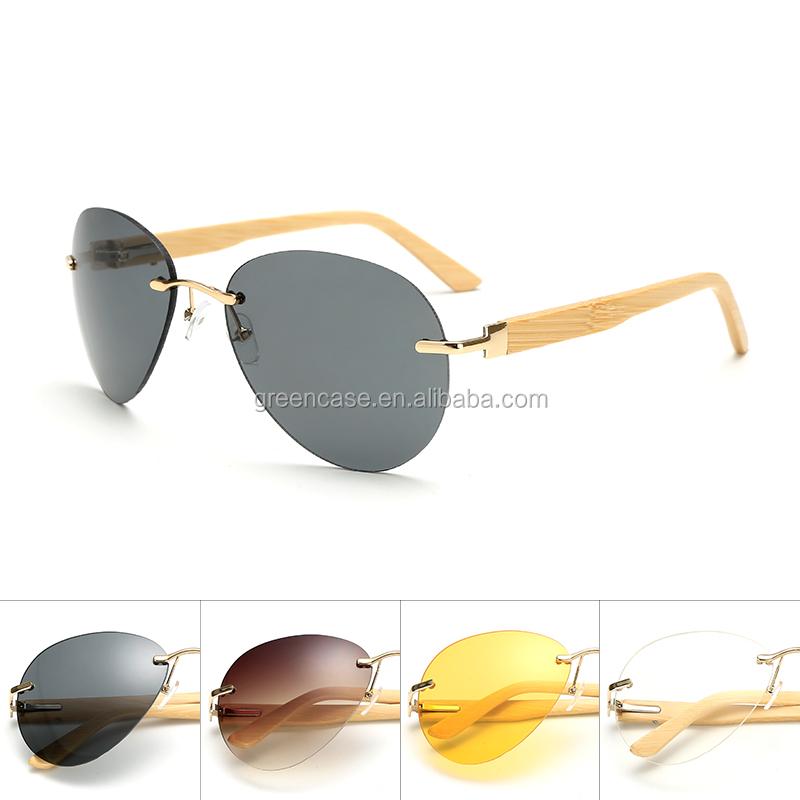 Venta al por mayor gafas sol sin montura-Compre online los mejores ...