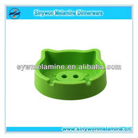 Animal shaped cheap Melamine Ashtrayes