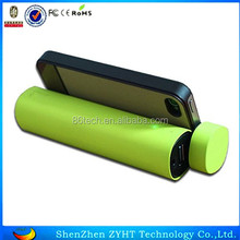 Outdoor bluetooth speaker power bank 26650 battery 4000mah portable power charger