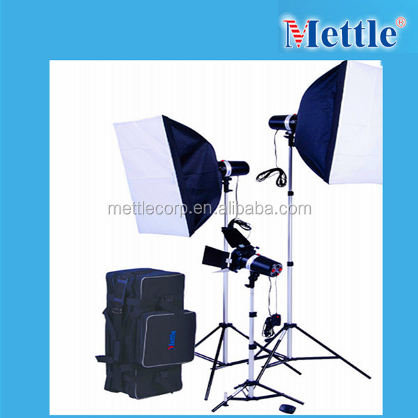 photo video studio flashing lighting kit -M3480A