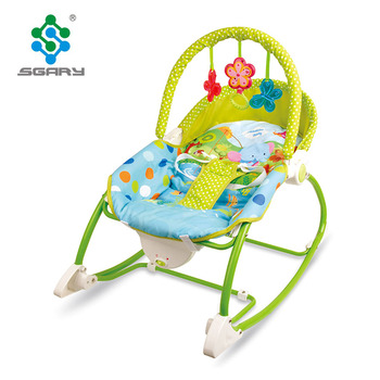 904f4d57a990 China Wholesale Metal Base Plastic Vibrating Hammock Rocker Chair ...